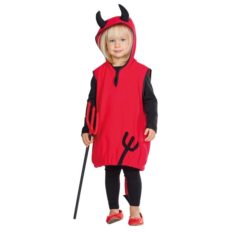 Kostüm Teufel Oberteil 116