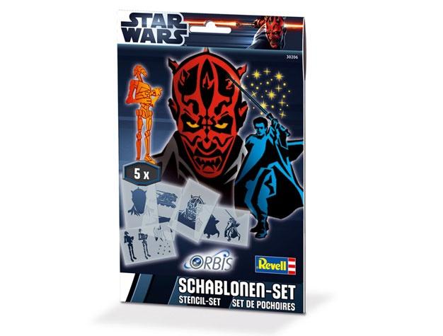 Revell 30206 Star Wars Schablonen-Set