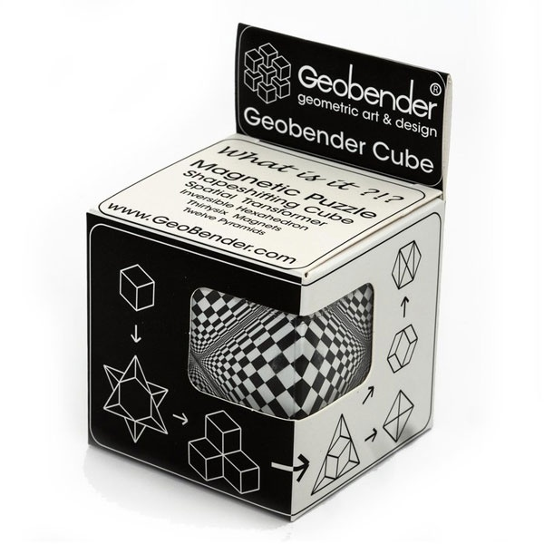 GeoBender Cube Abstract