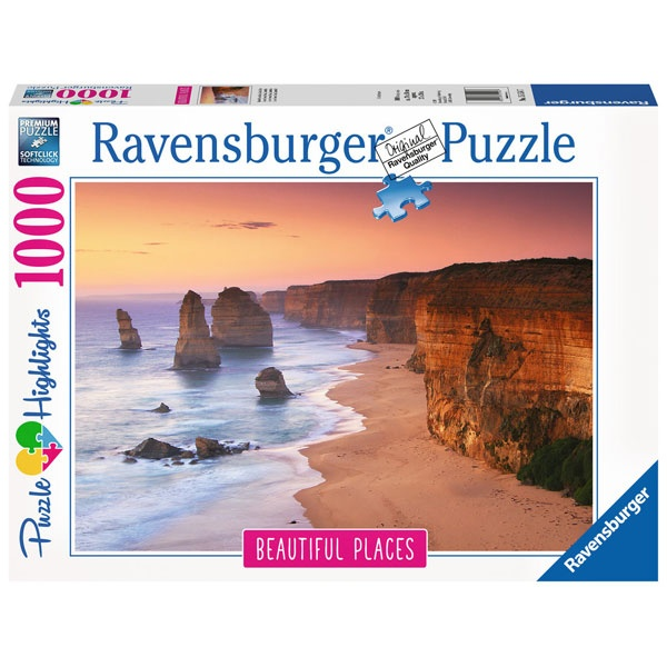 Puzzle Great Ocean Road, Australien 1000 Teile