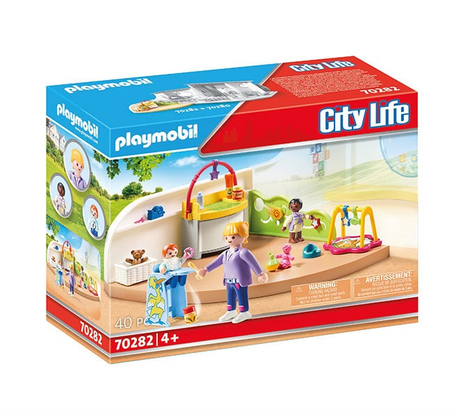 Playmobil 70282 Krabbelgruppe