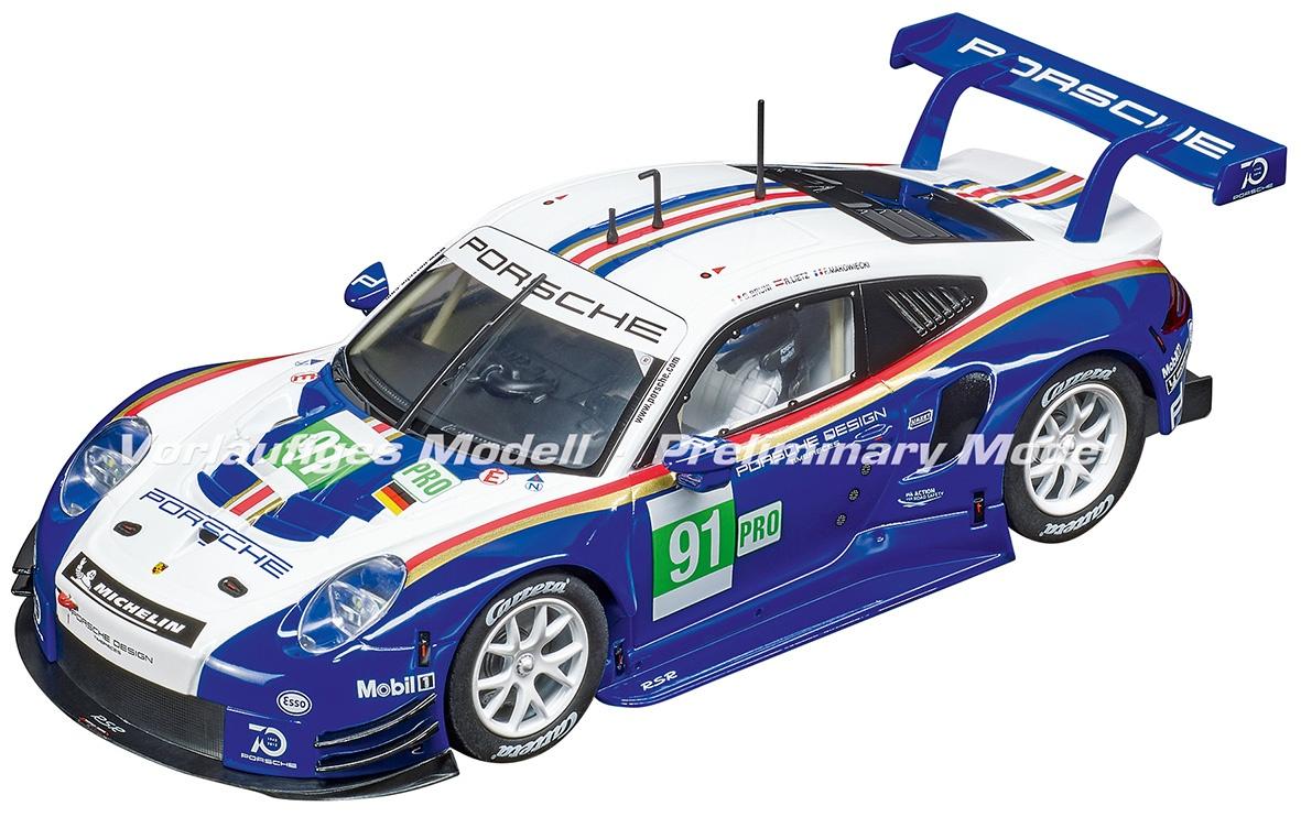 Carrera Digital 124 Porsche 911 RSR 91 956 Design 23885