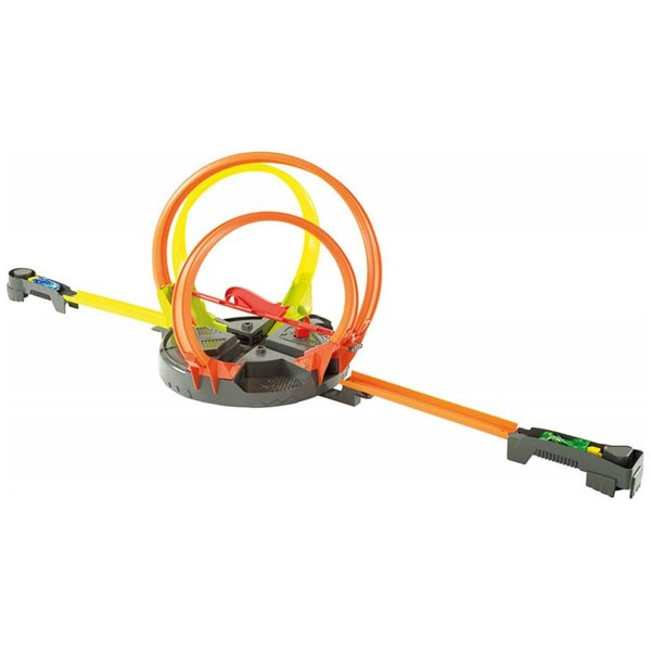 Mattel Hot Wheels Mega Looping Crashbahn