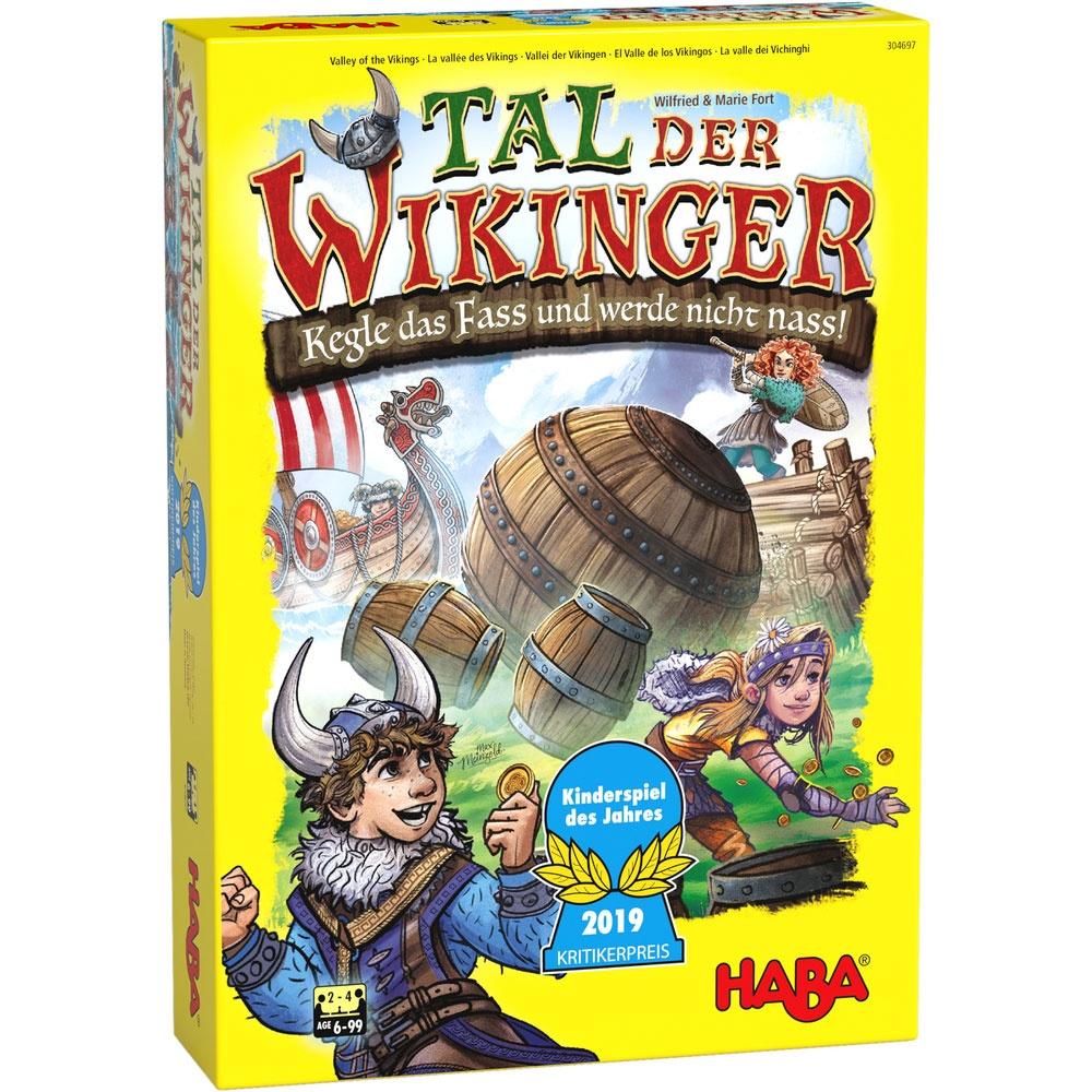 Tal der Wikinger Kinderspiel von Haba