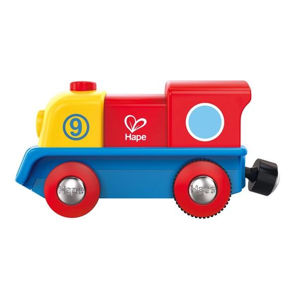 Hape Tapfere kleine Lokomotive
