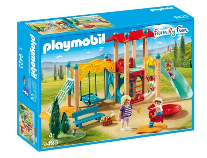 Playmobil 9423 Family Fun Großer Spielplatz
