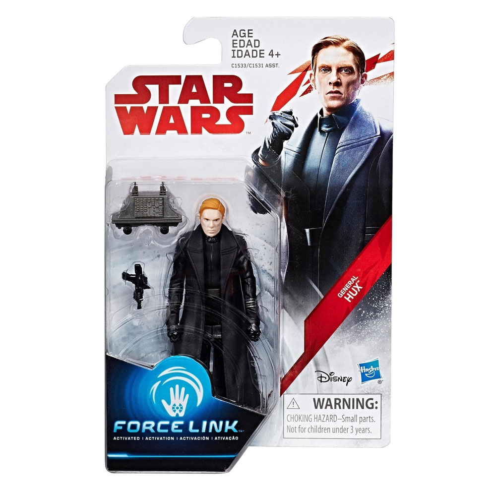 Star Wars Episode 8 Force Link Figur General Hux