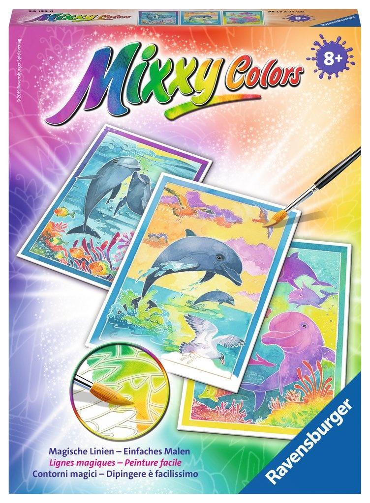 Ravensburger Mixxy Colors Delfine