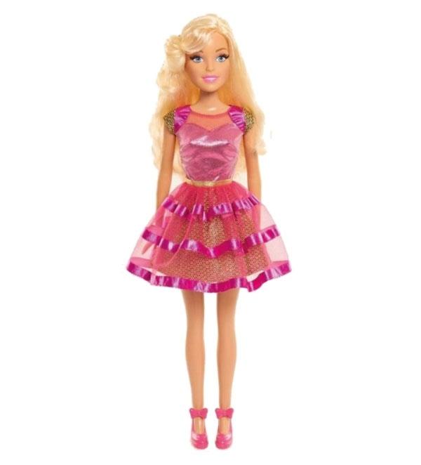 Barbie Puppe XXL 70 cm