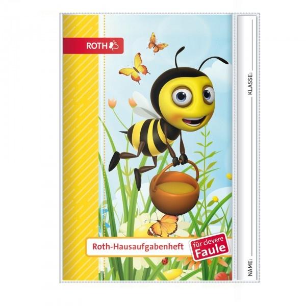 Roth Hausaufgabeheft für clevere Faule A5 Honigwiese