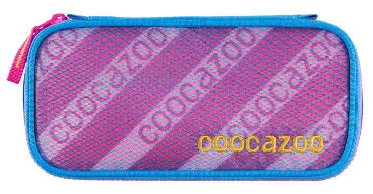 Coocazoo PencilDenzel Mesh Flesh Neonpink Schlamperetui
