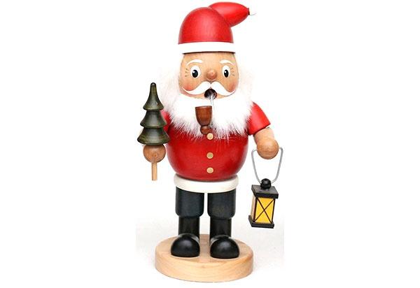 Räuchermännchen Weihnachtsmann 19 cm