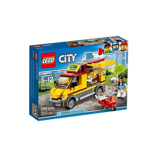 Lego 60150 City Pizzawagen