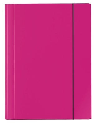Sammelmappe A3 pink
