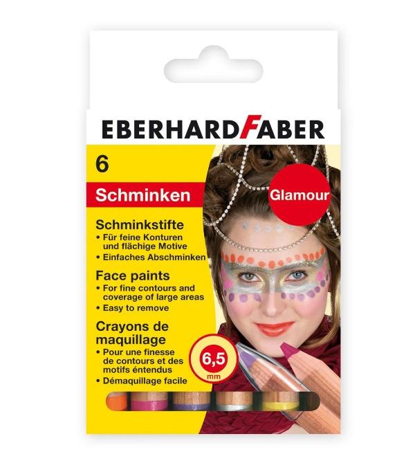 Faber Schminkstifte 6er Glamour
