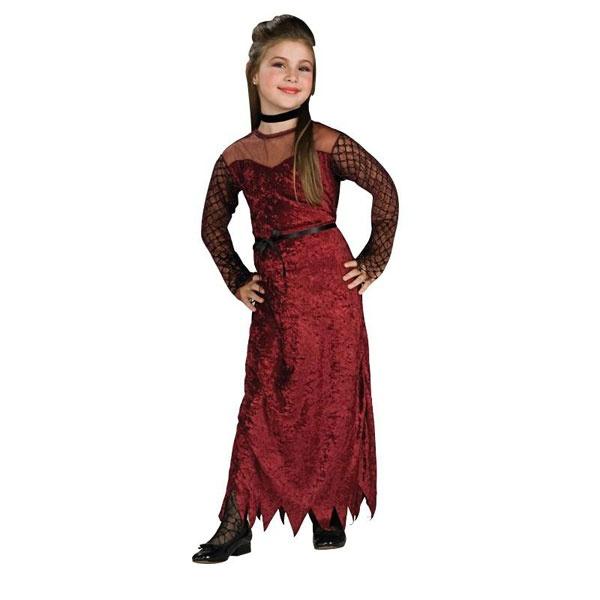 Kostüm Gothic Enchantress S 3-4 Jahre