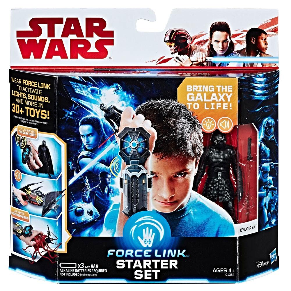 Star Wars Episode 8 Force Link Starter Set Kylo Ren