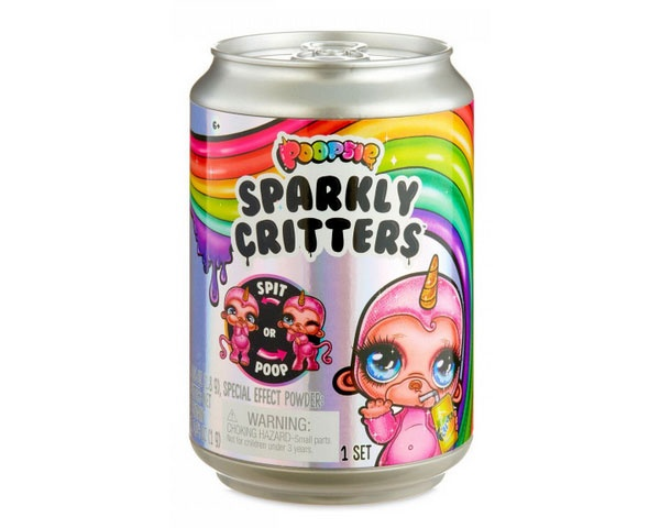Poopsie Surprise Sparkly Critters Dose