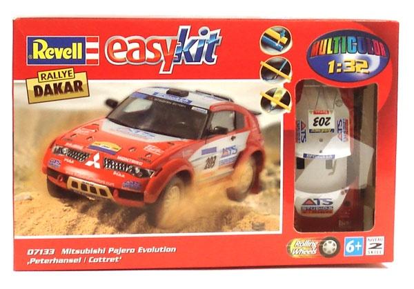 Revell 07133 Mitsubishi Pajero Evol.