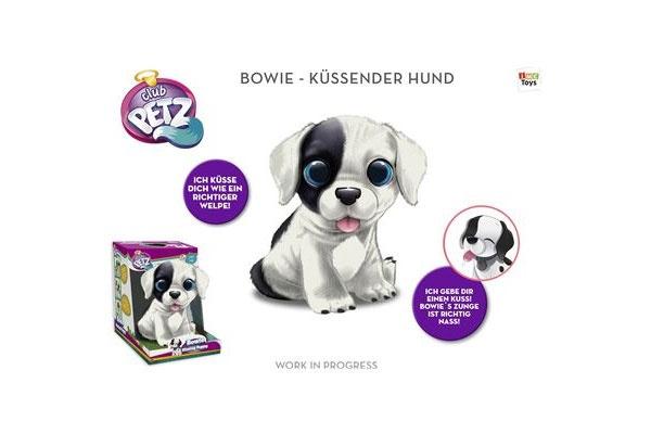 Bowie Küssender Hund von IMC Toys