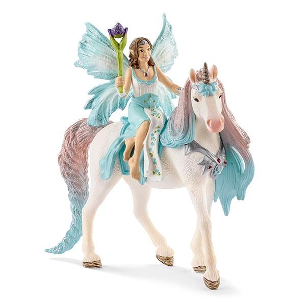 Schleich Bayala Eyela mit Prinzessinnen-Einhorn 70569