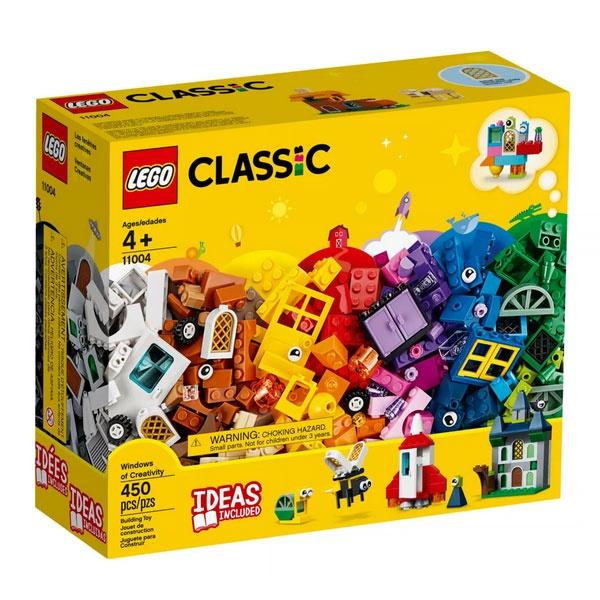 Lego Classic 11004 Bausteine kreativ mit Fenstern