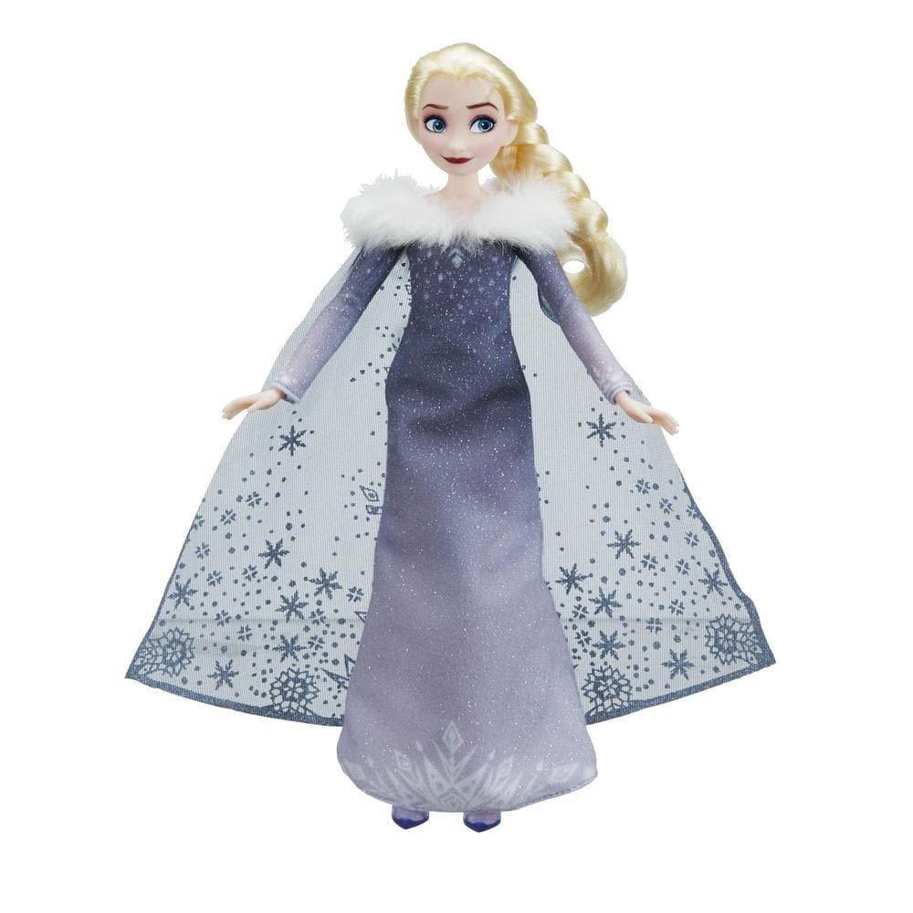 Die Eiskönigin - Olaf taut auf Singende Elsa
