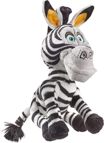 Schmidt Spiele Plüschfigur Madagascar Zebra Marty 18 cm