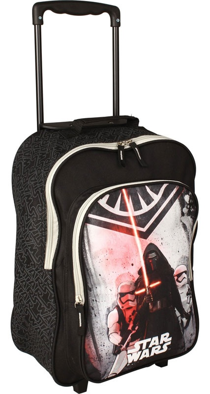 Disney Star Wars Kindertrolley Kylo Ren und Stormtrooper