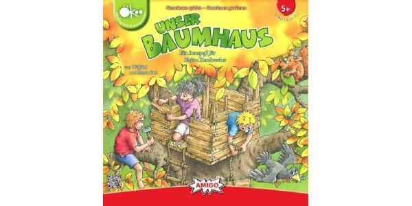 Unser Baumhaus Kinderspiel von Amigo