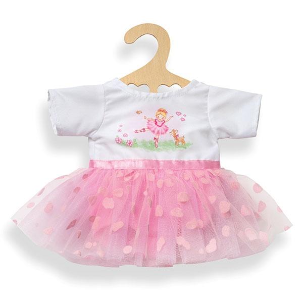 Heless Puppenkleidung Ballerinakleid Maria Gr. 28 - 35 cm