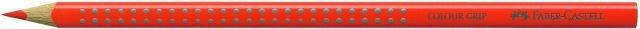 Faber Castell Farbstift COLOUR GRIP kadiumorange dunkel