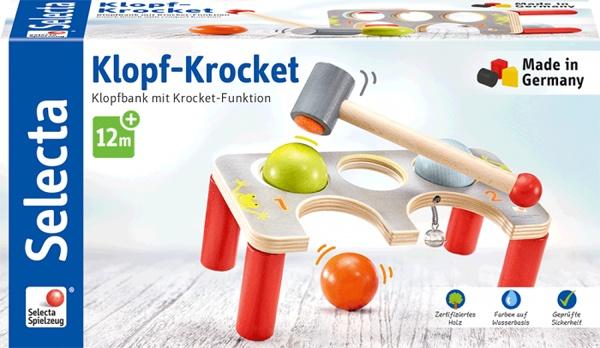 Klopf-Krocket 22 cm