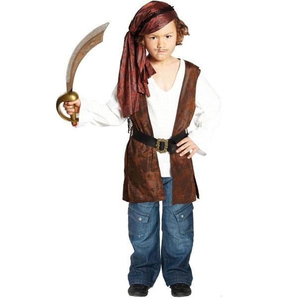 Kostüm Kleiner Pirat 116