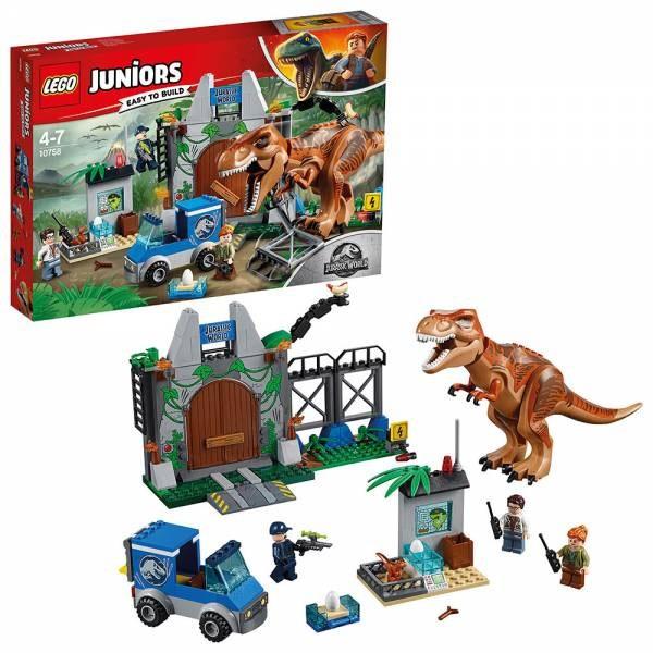 Lego 10758 Ausbruch des T-Rex