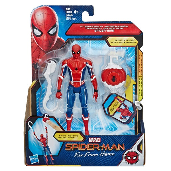 Marvel Spiderman Spider Man Far From Home Figur