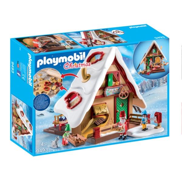 Playmobil 9493 Weihnachtsbäckerei mit Plätzchenformen