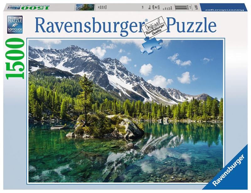 Ravensburger Puzzle Bergmagie 1500 Teile