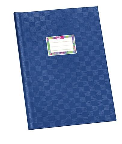 Hefthülle A4 dunkelblau gedeckt