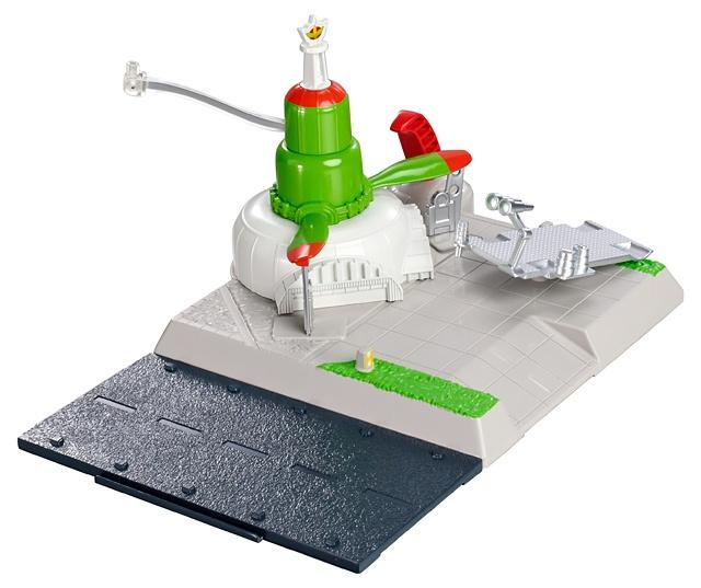 MattelDisney Planes Spielset Tankstation