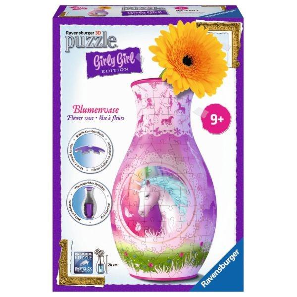 Girly Girl Edition Blumenvase Einhörner