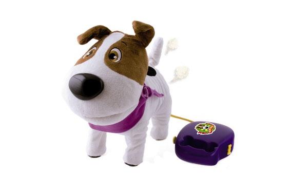 Popomax Popo Max Hund mit Leine von IMC Toys
