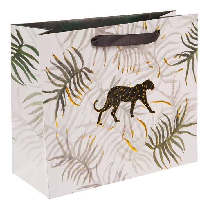Goldbuch Turnowsky Geschenktasche Dschungel