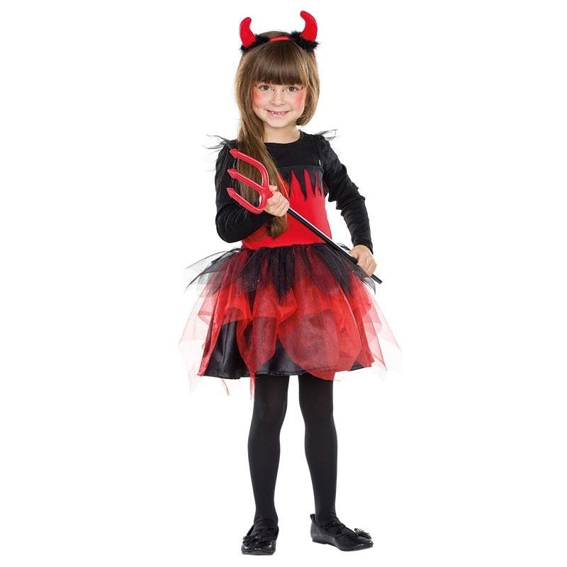 Kostüm Teufelin 104