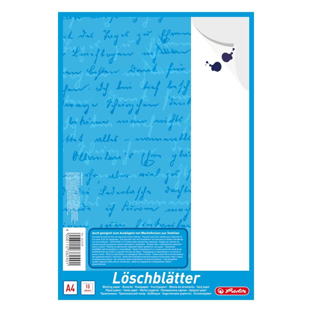 Löschpapier A4 10er