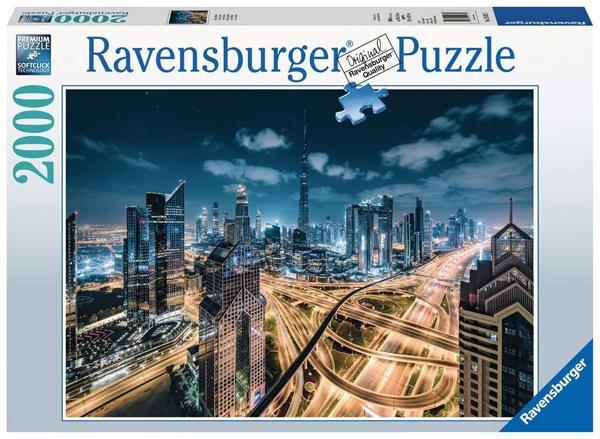 Ravensburger Puzzle Sicht auf Dubai 2000 Teile