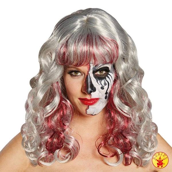 Kostüm-Zubehör Perücke Bloody Valentina
