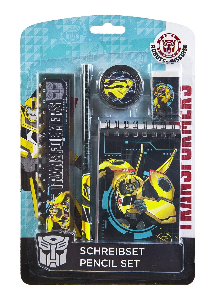 Transformers Schreibset 5tlg.