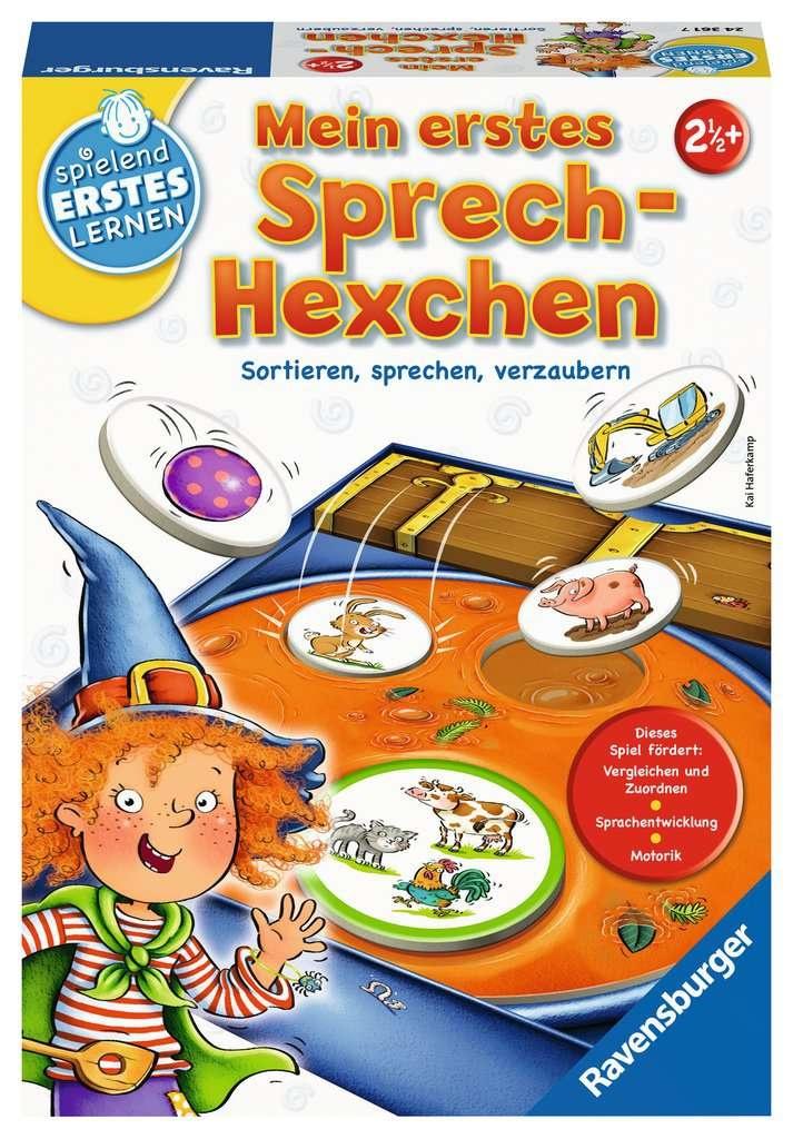 Ravensburger Sprachspiel Mein erstes Sprech-Hexchen