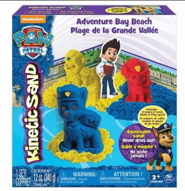 Paw Patrol Kinetic Sand
